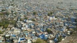 Rajasthan, jodhpur entre ciel et terre.