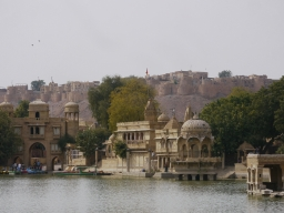Rajasthan, une citée d'or sur la route marchande des caravanes