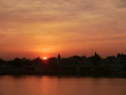 Rajasthan, Pushkar, agitation et religion