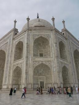 Agra et l'incontournable Taj