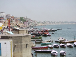 Varanasi, ville sacrée