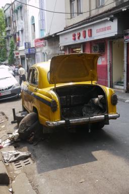 Kolkata pour conclure