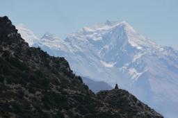 Sur la route des Annapurnas