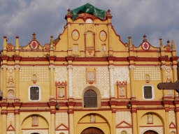 San Cristobal,capital culturel du Chiapas